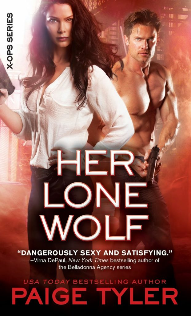 Interviews and a Fantastic Review for HER LONE WOLF (X-OPS 2